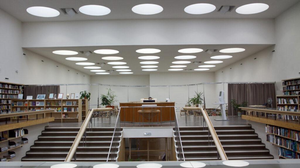 Vyborg Library Hall / copyright Euphoria Film