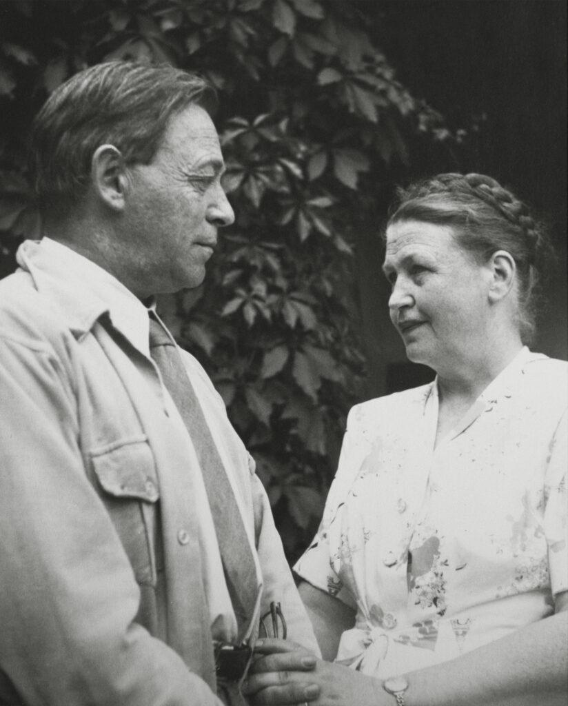 Alvar Aalto, Aino Aalto